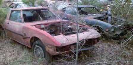 vehicle removal, vehicle scrap, sell a car for cash, totaled car