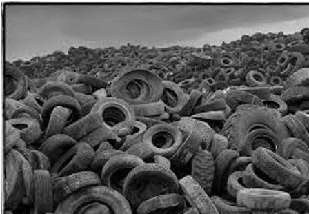 Scrap Vehicle Tire Recycling Cash 4 Cars Akron